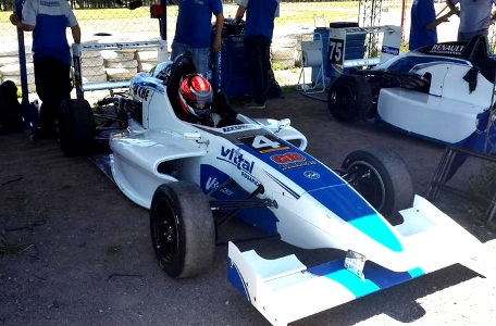 Fernando Martino probó con Litoral Group.