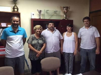 Cañada de Gómez. Respaldo municipal a proyecto de ampliación del club NOB.