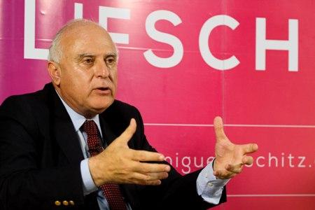 Lifschitz presentará en Las Rosas sus propuestas para 2015.