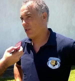 """Cristian """"Cui"""" Daniele seguirá al frente del Club Atlético Defensores de Armstrong."""