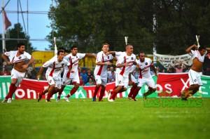 Sportivo ascendió y vive el momento más glorioso en su historia futbolística.