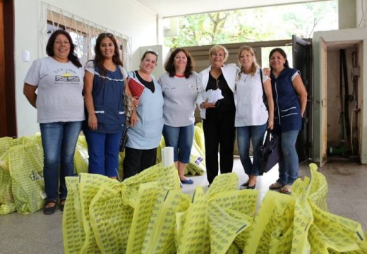 Cañada de Gómez. El municipio alcanzó los seis millones de pesos en aportes a escuelas.