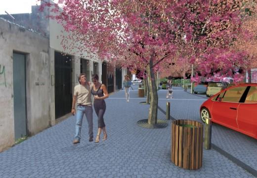 Las Rosas: Desarrollan un Plan Integral Urbano.