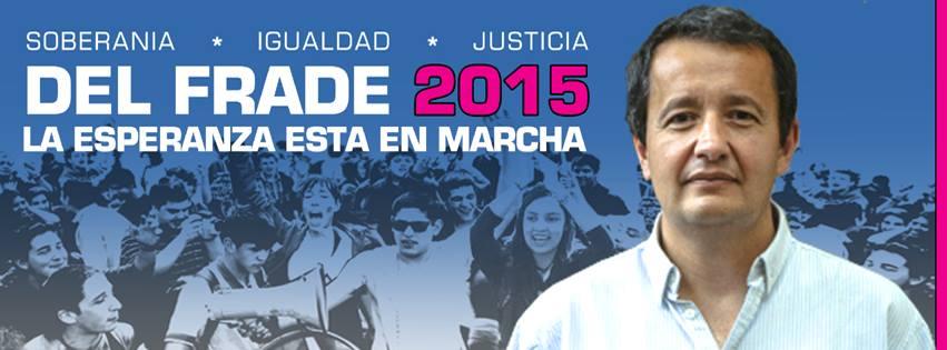 Lanzamiento en Cañada de Gomez del Frente Social y Popular 2015.