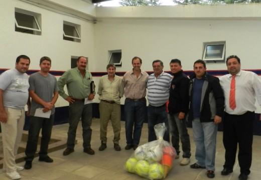 Aportes de la Senaduría Iriondo en Villa Eloísa y Clason.