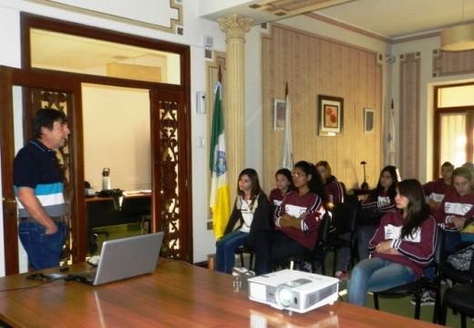 Cañada de Gómez. Se realizó curso gratuito para emprendedores en la Casa del Senado.