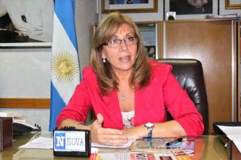 La diputada Giaccone destacó los anuncios de Cristina en la apertura de sesiones legislativas.