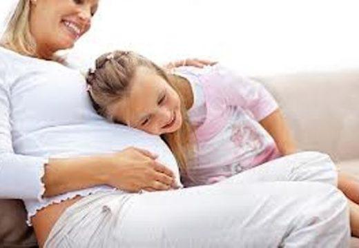 Maternidad posible a cualquier edad. Por Elizabeth Santángelo.