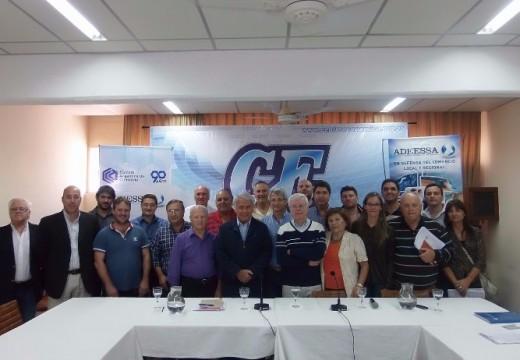 La asociación de entidades empresarias del Sur Santafesino recibió al Gdor. de Córdoba José Manuel de la Sota.