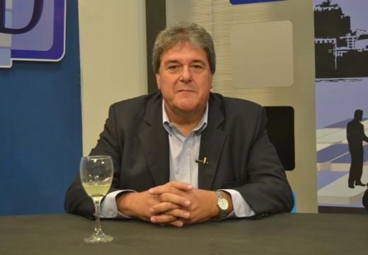 Luis Rubeo, presidira la Cámara de Diputados hasta el 10 de diciembre.