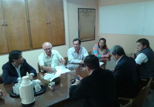 La Asociación de Bomberos Voluntarios de Armstrong recibió un aporte provincial de 50 mil pesos.