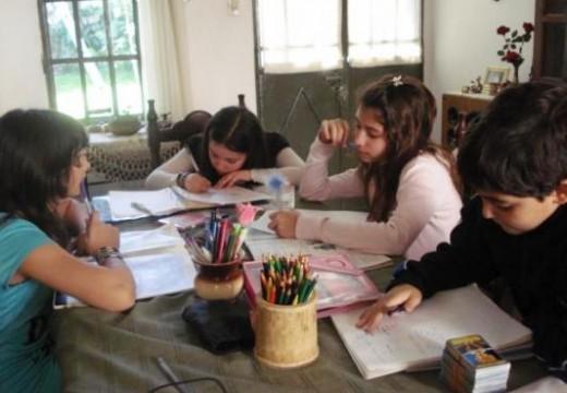 Biblioteca Popular Sarmiento comienza el Taller de apoyo escolar.
