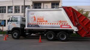 Mañana habrá recolección de residuos con normalidad.
