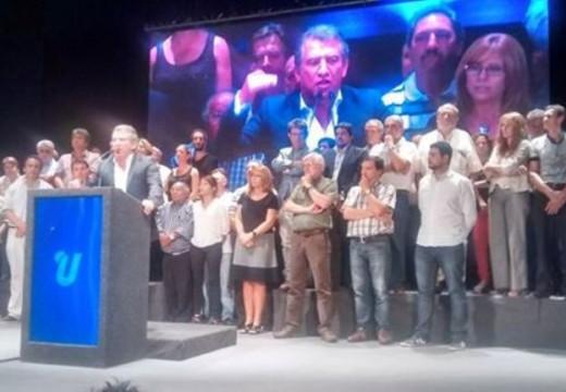 Claudia Giaccone, ¨Estamos trabajando para ganar la gobernación de Santa Fé¨.