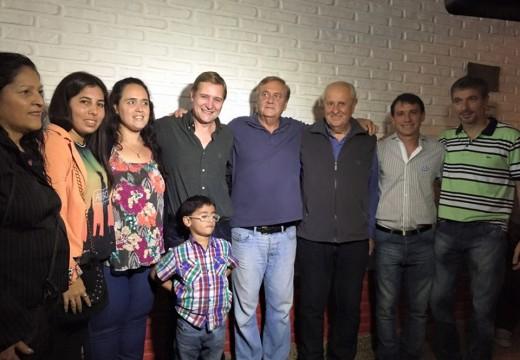 """Héctor Cavallero: """"Nuestro planteo es totalmente diferente al del Frente Progresista»."""