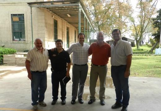 Convenios de la Senaduría Iriondo con instituciones de Totoras.