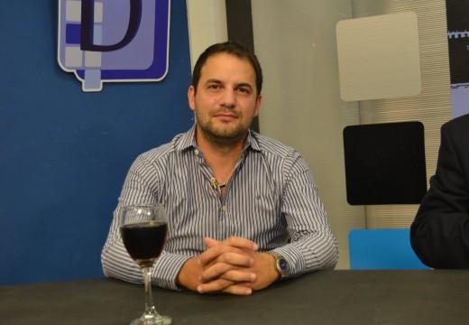 Emiliano Gramigna habla de entregar su mejor esfuerzo en tratamientos de temas para la ciudad.