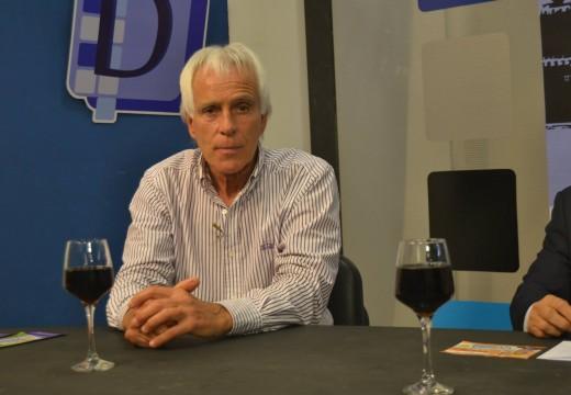 Carlos Cossia, «Disfruto de la política como de mi profesión».
