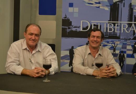Pablo Verdecchia presenta proyectos para beneficiar comunas y municipios.