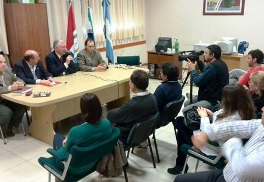 La provincia licita el Proyecto Técnico del gasoducto de la Ruta 34.