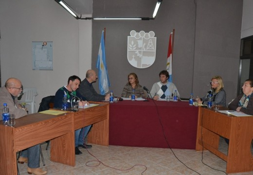 El Concejo Municipal cita a Rosana Siri por el loteo Sueños del Sur.
