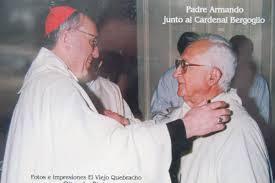 Cañada de Gómez. Acto Homenaje al padre Armando Amiratti.
