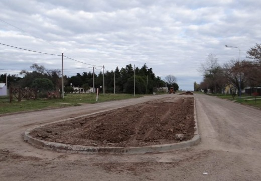 Se habilito la obra del nuevo Boulevard de Diagonal 2.
