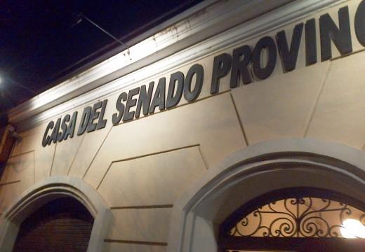 Cañada de Gómez. Curso gratuito sobre Diabetes y Obesidad en la Casa del Senado.