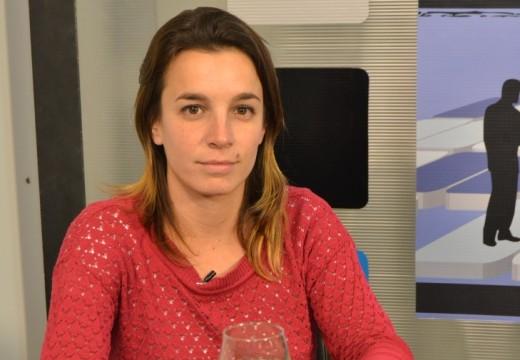Lucila De Ponti candidata a Diputada Nacional deja un mensaje de su linea política.