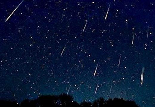 Belleza sin costo: esta noche habrá lluvia de estrellas.