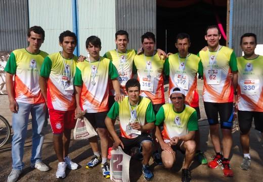 Delegación entrerriana participó de la 13ª edición de la Maratón Delfo Cabrera.