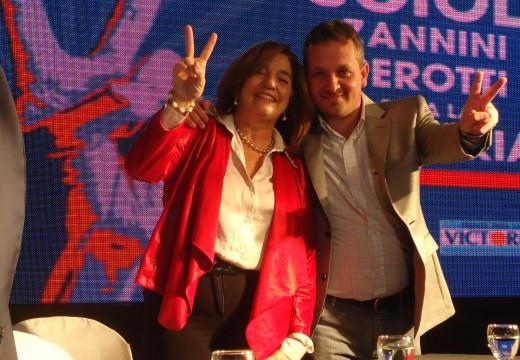 Diego Mansilla, Candidato a Diputado  Parlamentario del Mercosur.