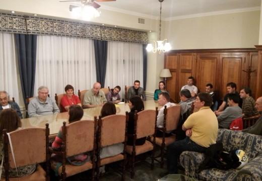 Positiva convocatoria a reunión del Concejo de Seguridad Ciudadana.