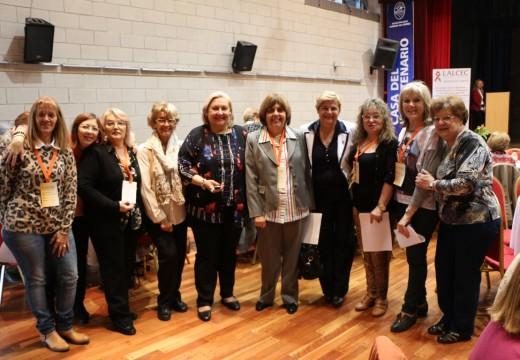 Clérici participó del encuentro nacional de LALCEC.