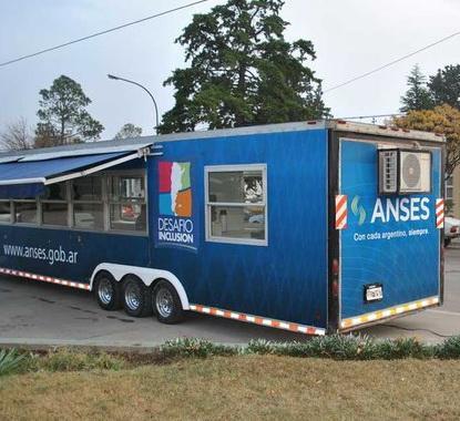 Nuevamente se hará presente oficina móvil de ANSES en el Club Estudiantes.