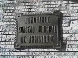 Armstrong. Orden del Día 4 de Agosto.