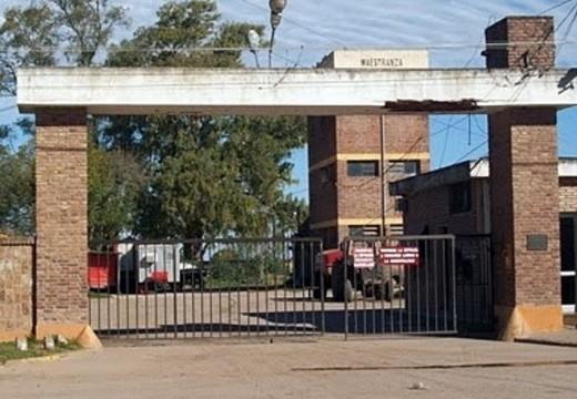 Segundo día de paro municipal en Las Rosas.
