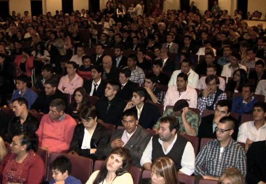 ASOCIACIÓN NAZARETH REALIZÓ SU 26º ACTO DE GRADUACIÓN