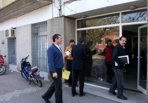 Pablo Verdecchia se presentó a declarar en Tribunales el 31 de agosto.