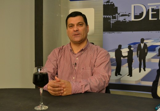 Fabian Mascheroni habla de la muestra PyME Las Parejas 2015.
