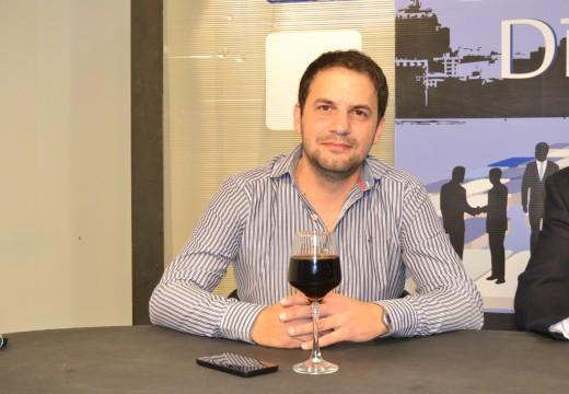 Emiliano Gramigna, concejal electo de Armstrong.