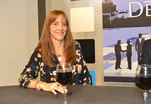 Cintia Marconato, concejal electa de Las Parejas.