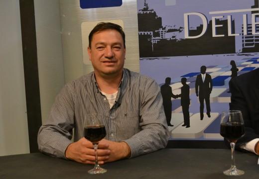 Diego Fontanesi, actividades del M.H.M