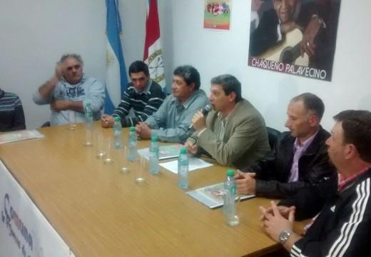 Se presentó oficialmente en Montes de Oca una nueva edición de la Fiesta Provincial del Asador.