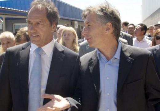 Ya tiene fecha el debate presidencial entre Macri y Scioli para la segunda vuelta.