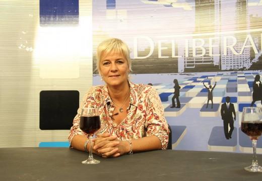 Erica Molteni, Directora de Cultura de Las Parejas, balance de su área 2015.