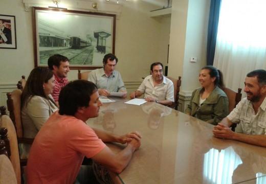 El municipio hizo entrega de Fondo Rotatorio a la Cooperativa  Agrícola.