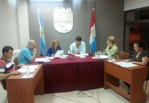 Ingresó al Concejo Municipal el Presupuesto 2016.