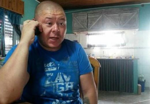 El nieto recuperado 119 vive en Las Rosas.