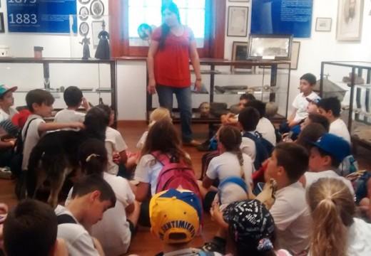 Cañada de Gómez. Miles de alumnos visitaron los museos.